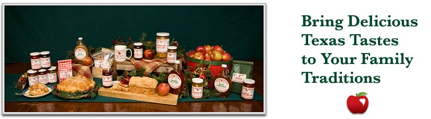 Love Creek Orchards Texas Tastes & Family Favorites